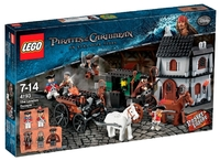 LEGO Pirates of the Caribbean 4193 Побег из Лондона