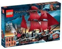 LEGO Pirates of the Caribbean 4195 Месть королевы Анны