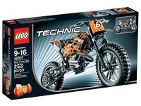 LEGO Technic 42007 Кроссовый мотоцикл