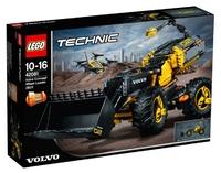 LEGO Technic 42081 VOLVO колёсный погрузчик ZEUX