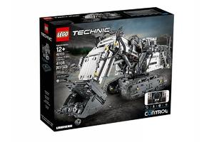 Lego Technic 42100 Экскаватор Liebherr R 9800