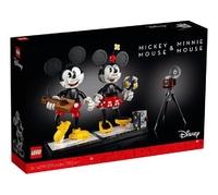 LEGO Disney Коллекционные наборы 43179 Микки Маус и Минни Маус