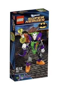 LEGO Super Heroes 4527 Джокер