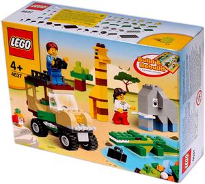 LEGO System 4637 Строительный набор Сафари