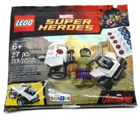 LEGO Marvel Super Heroes 5003084 Халк