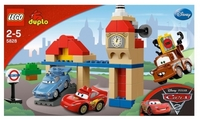 LEGO Duplo 5828 Большой Бентли