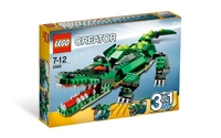 LEGO Creator 5868 Свирепые чудовища