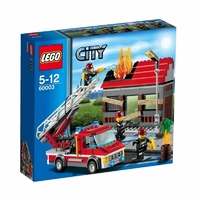 LEGO City 60003 Тушение пожара