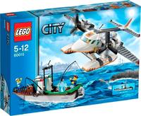 LEGO City 60015 Самолёт береговой охраны