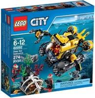 LEGO City 60092 Подводная лодка
