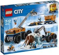 LEGO City 60195 Передвижная арктическая база