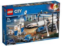 Lego City 60229 Транспортировщик ракеты