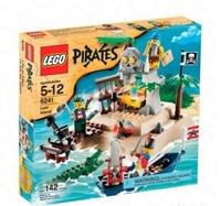 LEGO Pirates 6241 Потерянный остров