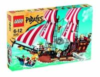 LEGO Pirates 6243 Корабль Бородатого капитана?