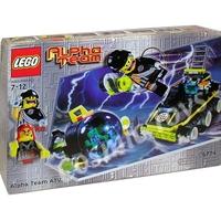 LEGO Alpha Team 6774 Центр связи команды альфа
