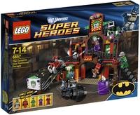 LEGO DC Super Heroes 6857 Двойной побег из комнаты смеха