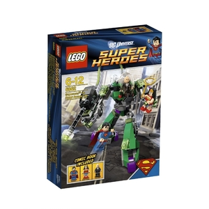 LEGO DC Super Heroes 6862 Супермен против мощной брони Лекса