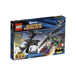 LEGO Super Heroes 6863 Бэтмен против Джокера