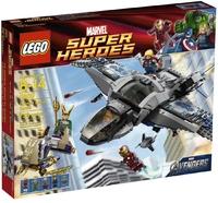 LEGO Marvel Super Heroes 6869 Воздушное сражение