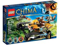 LEGO Legends of Chima 70005 Королевский охотник Лавала