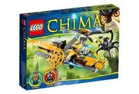 LEGO Legends of Chima 70129 Двухроторный вертолёт Лавертуса