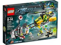 LEGO Ultra Agents 70163 Ядовитое нападение Токсикиты
