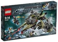 LEGO Ultra Agents 70164 Ураганное ограбление