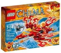 LEGO Legends of Chima 70221 Последний феникс Флинкса