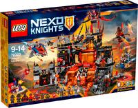 LEGO Nexo Knights 70323 Вулканическая база Джестро