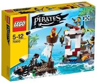 LEGO Pirates 70410 Военный форпост