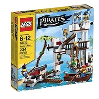 LEGO Pirates 70412 Солдатский форт