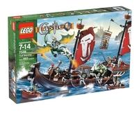 LEGO Castle 7048 Военный корабль троллей
