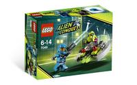 LEGO Alien Conquest 7049 Истребитель инопланетян