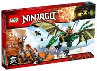 LEGO Ninjago 70593 Зеленый дракон