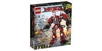 LEGO The Ninjago Movie 70615 Огненный робот Кая