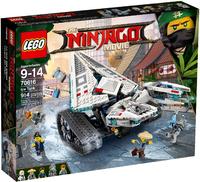 LEGO The Ninjago Movie 70616 Ледяной танк