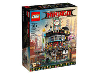 LEGO The Ninjago Movie 70620 Ниндзяго-сити