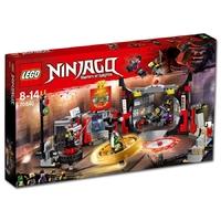 LEGO Ninjago 70640 Штаб-квартира Сынов Гармадона
