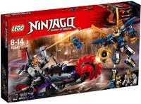 LEGO Ninjago 70642 Киллоу против Самурая Икс