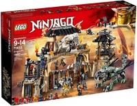 Lego Ninjago 70655 Пещера драконов