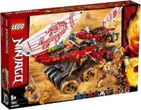 Lego Ninjago 70677 Райский уголок