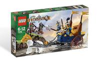 LEGO Castle 7078 Боевая колесница короля