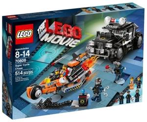 LEGO The LEGO Movie 70808 Погоня на супермотоциклах