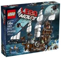 LEGO The LEGO Movie 70810 Корабль Стальной Бороды