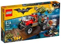 LEGO The Batman Movie 70907 Хвостовоз убийцы Крока