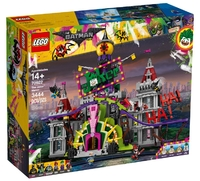 LEGO The Batman Movie 70922 Поместье Джокера