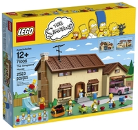 LEGO The Simpsons 71006 Дом Симпсонов