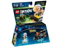 LEGO Dimensions 71230 Док Браун