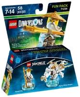 LEGO Dimensions 71234 Сенсэй Ву