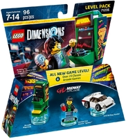 LEGO Dimensions 71235 Посреди аркады